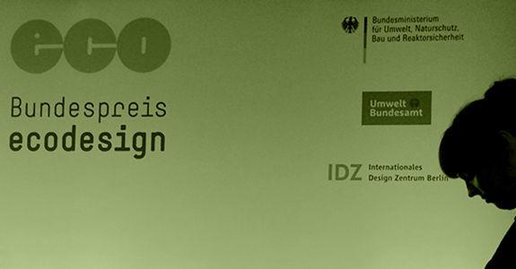 Bundespreis Ecodesign