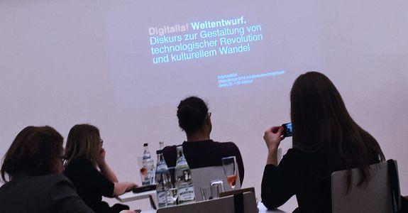 Deutscher Designtag: Thesen zu Digitalisierung im kulturellen Wandel